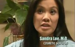BS Sandra Lee chia sẻ về công nghệ hút mỡ gây cười LIPOMATIC