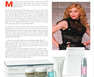 Bí quyết chăm sóc da của Madona